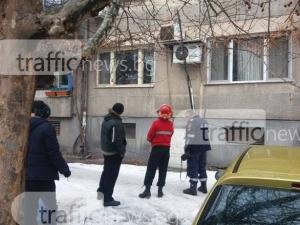 """Кабел в елтабло даде на късо! Аварията спря тока в района на ул. """"Младежка"""" СНИМКИ"""
