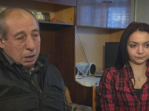 Баща се срещна с момичето, получило трансплантираното сърце на детето му