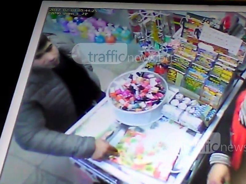 Ловък крадец сви лотарийни билети за 140 лева от магазин в Смирненски ВИДЕО