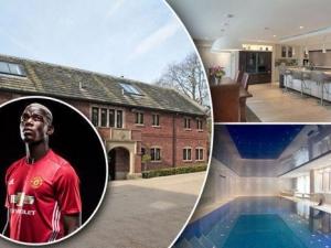 Вижте в какъв лукс живее най-скъпият футболист в света СНИМКИ
