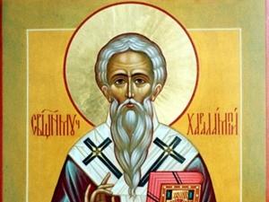 Шест имена черпят днес, почитаме светеца, който държи със синджир всички болести!