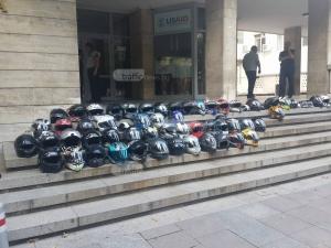 Рокери на протест: Искат справедливост за загинали мотористи на пътя