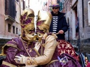 Започна карнавалът във Венеция