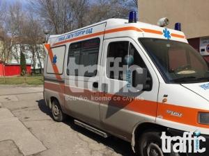 8-годишно момиченце пострада при катастрофа в Стамболийски