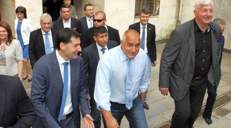 Бойко Борисов повежда листата на ГЕРБ в Пловдив или Варна