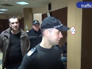Експолицаят Караджов не успя да убеди съда, че заслужава на свобода ВИДЕО