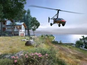 Пуснаха на тезгяха първата летяща кола в света ВИДЕО
