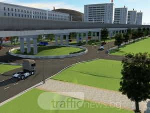 Отрязаха проекта за естакада над жп прелезите и нов мост в Пловдив СНИМКИ