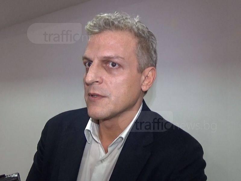 Ексминистърът Москов: Онкодиспансерът в Пловдив работи добре ВИДЕО