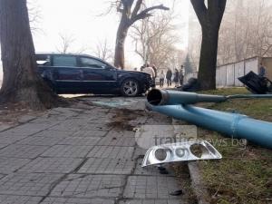 """Шофьорите от мелето на """"Марица-юг"""" не са били пияни СНИМКА"""