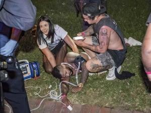 Десетки в болница с опасност за живота, предозирали се с дрога на денс парти