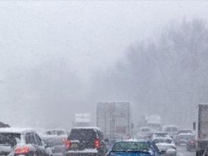 3 км колона от автомобили на магистрала Тракия заради катастрофа