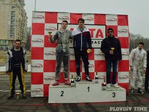 16-годишен стана шампион по картинг в Пловдив