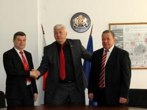Бивш шеф на полицията в Пловдив става зам.-областен управител СНИМКИ