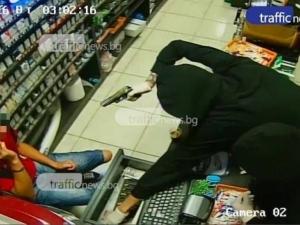 Криминалистите в Пазарджик издирват апашите, задигнали 90 бона от чейндж бюро