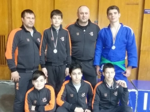 Пловдивски джудисти се върнаха със злато от национален турнир