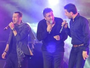 Трио Бик с изненада за пловдивчани! Певците разтърсват сцената на 7 Sins СНИМКИ