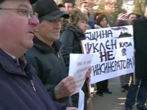 Жителите на Куклен на бунт заради крематориум