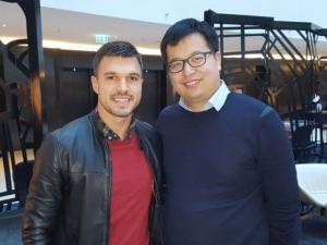 Божинов отива в Китай за 1 милион евро на година