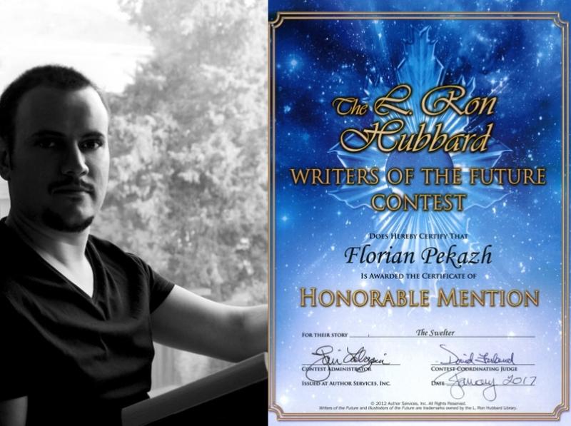 Възпитаник на ТУ-Пловдив бе отличен на международен конкурс… за писатели СНИМКИ