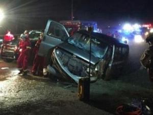 Автобус с деца се удари в стена! 12 хлапета са ранени
