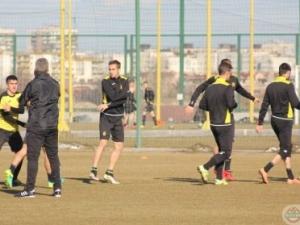 """Групата на """"жълто-черните"""" за мача с Дунав"""