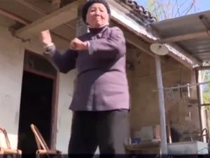Нова сензация: Кунгфу баба на 94 години ВИДЕО