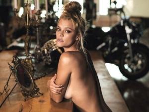 Любимата на Ди Каприо – предизвикателно в Maxim СНИМКИ