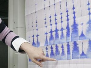 Земетресение люшна Стражица, минута по-късно - и Вранча