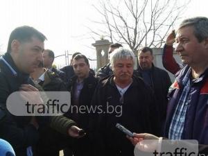 """Какво се разбраха кметът Иван Тотев и бизнесът за ул. """"Остромила"""" след конфликта  ВИДЕО"""