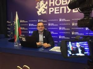 Мартин Димитров: Нова Република сме хората, които не се продаваме