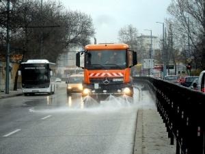 С ароматен шампоан започва пролетното къпане на Пловдив