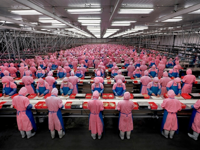 Китай се сбогува с евтиния труд