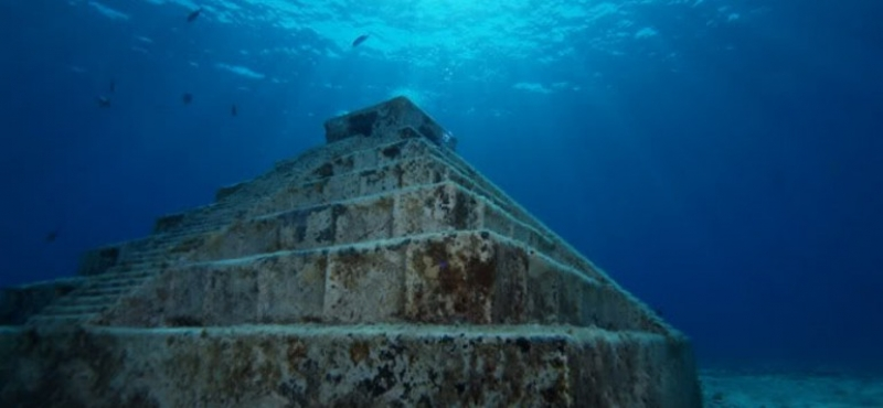 Град на извънземни изскочи в Бермудския триъгълник СНИМКИ