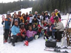 81-годишна скиорка се пуска по пистите в Пампорово