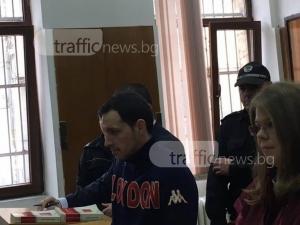 Съдът добави две години към присъдата на затворника беглец СНИМКИ