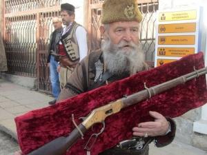 Пушката на Капитан Петко войвода ще води празничното шествие в Смолян