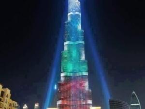 Поздрав от Дубай за националния ни празник
