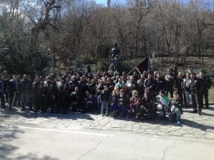 Рокерите от Пловдив почетоха празника с шествие и рев на мотори на Бунарджика ВИДЕО