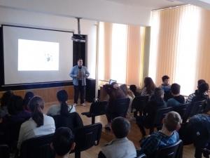 Десетокласник от Пловдив изнесе открит урок по родолюбие