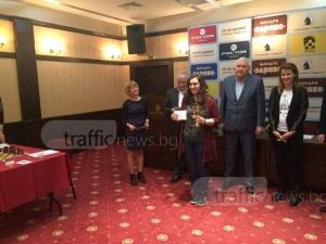 15-годишната шахматистка от Пловдив Виктория Радева с първи медал при жените!