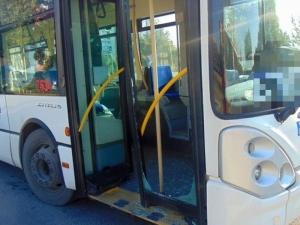 Пловдивчанка пострада при падане в автобус, шофьорът тръгнал рязко