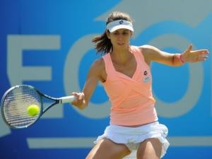 Цветана Пиронкова отпадна в първия кръг на Индиън Уелс