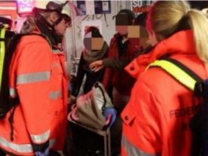 Газова атака в метрото на Хамбург - има пострадали хора