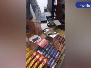 В знак на протест: Пловдивчанка си купи винетка с монети ВИДЕО