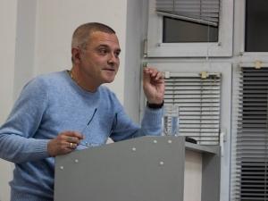 Антон Баев представя новия си роман днес в Пловдив