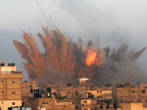 Самоубийствен атентат в Дамаск, 25 души загинаха