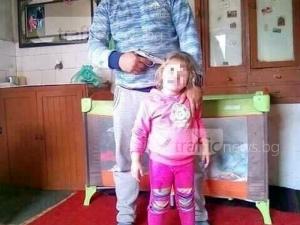 Баща опря пистолет в главата на дъщеричката си, похвали се във Фейсбук СНИМКА