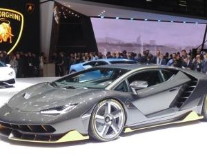 Lamborghini също минава на ток