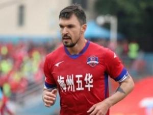 Божинов отбеляза първи гол в официален мач за китайския си тим ВИДЕО